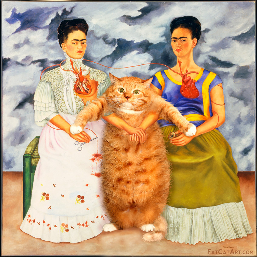kahlo_two_fridas_one-cat-w